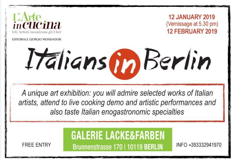 locandina berlino 2019